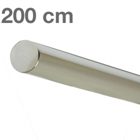 Main courante inox poli 200 cm